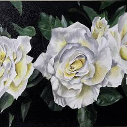 flowers acrylic painting, 12 x 24 inch, sanya singh,12x24inch,canvas,paintings,flower paintings,nature paintings,art deco paintings,photorealism,paintings for dining room,paintings for living room,paintings for bedroom,paintings for office,paintings for bathroom,paintings for kids room,paintings for hotel,paintings for kitchen,paintings for school,paintings for hospital,acrylic color,GAL01074222277Nature,environment,Beauty,scenery,greenery
