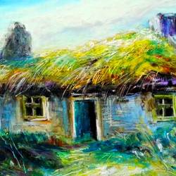 landscape , 18 x 20 inch, arpita biswas dasgupta,18x20inch,canson paper,paintings,landscape paintings,paintings for dining room,paintings for bedroom,paintings for kids room,pastel color,GAL01013622295