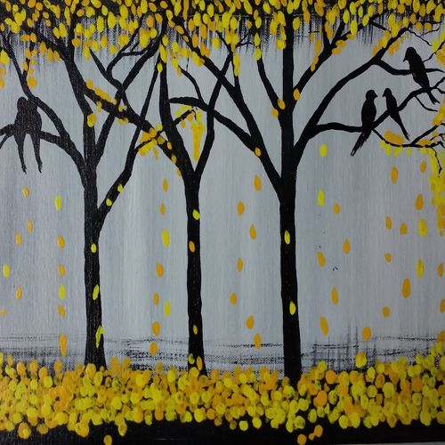 welcome spring, 12 x 16 inch, monideepa biswas sarkar,12x16inch,canvas,paintings,nature paintings,paintings for dining room,paintings for living room,paintings for hotel,paintings for hospital,paintings for dining room,paintings for living room,paintings for hotel,paintings for hospital,acrylic color,GAL01061122406Nature,environment,Beauty,scenery,greenery