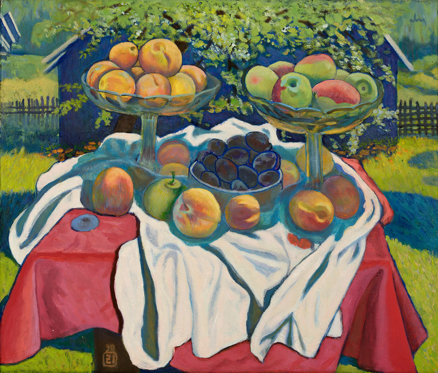 country still life, 30 x 25 inch, moesey li,still life paintings,paintings for dining room,paintings,canvas,oil paint,30x25inch,GAL07182257