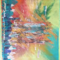 untitled, 44 x 33 inch, diiliip sinh,44x33inch,canvas,paintings,abstract paintings,paintings for dining room,paintings for living room,paintings for bedroom,paintings for office,paintings for hotel,paintings for dining room,paintings for living room,paintings for bedroom,paintings for office,paintings for hotel,acrylic color,charcoal,GAL01260022615