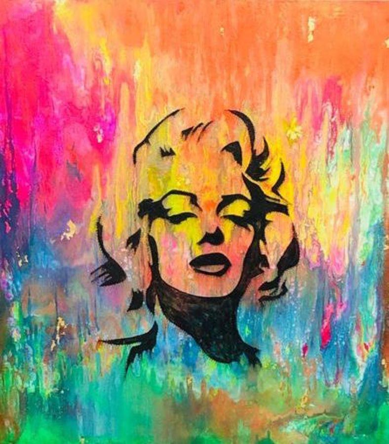 marilyn - the north star, 40 x 44 inch, loveleen bajaj,40x44inch,ply board,paintings,modern art paintings,conceptual paintings,expressionist paintings,illustration paintings,pop art paintings,portraiture,realism paintings,contemporary paintings,love paintings,paintings for dining room,paintings for living room,paintings for bedroom,paintings for office,paintings for bathroom,paintings for kids room,paintings for hotel,paintings for school,paintings for dining room,paintings for living room,paintings for bedroom,paintings for office,paintings for bathroom,paintings for kids room,paintings for hotel,paintings for school,acrylic color,mixed media,GAL01268022663heart,family,caring,happiness,forever,happy,trust,passion,romance,sweet,kiss,love,hugs,warm,fun,kisses,joy,friendship,marriage,chocolate,husband,wife,forever,caring,couple,sweetheart