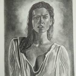 beautiful model, 8 x 11 inch, manohar kasoju,8x11inch,drawing paper,drawings,paintings for dining room,paintings for living room,paintings for bedroom,paintings for hotel,graffiti drawings,portrait drawings,realism drawings,paintings for dining room,paintings for living room,paintings for bedroom,paintings for hotel,graphite pencil,GAL01147922683