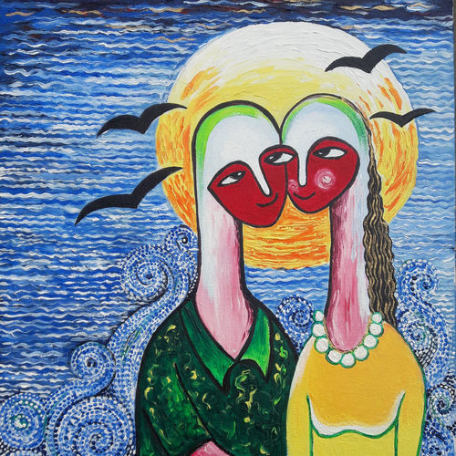touch of love (1), 12 x 16 inch, virender verma,12x16inch,canvas board,paintings,abstract paintings,love paintings,paintings for living room,paintings for bedroom,paintings for living room,paintings for bedroom,acrylic color,GAL01272422708heart,family,caring,happiness,forever,happy,trust,passion,romance,sweet,kiss,love,hugs,warm,fun,kisses,joy,friendship,marriage,chocolate,husband,wife,forever,caring,couple,sweetheart