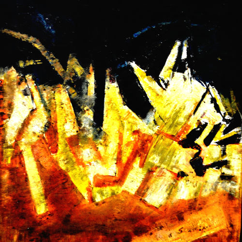 abstract -4, 30 x 40 inch, anand manchiraju,30x40inch,canvas,paintings,abstract paintings,paintings for dining room,paintings for living room,paintings for bedroom,paintings for office,paintings for kids room,paintings for hotel,paintings for kitchen,paintings for school,paintings for hospital,oil color,GAL01254022738