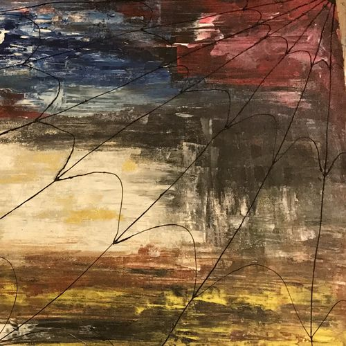 webworld , 38 x 24 inch, natassha art,38x24inch,canvas,paintings,abstract paintings,paintings for dining room,paintings for living room,paintings for bedroom,paintings for office,paintings for hotel,paintings for school,acrylic color,GAL01280322870