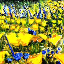 valleyof flowers-2, 33 x 22 inch, anand manchiraju,33x22inch,canvas,paintings,flower paintings,landscape paintings,nature paintings,paintings for dining room,paintings for living room,paintings for bedroom,paintings for office,paintings for kids room,paintings for hotel,paintings for school,paintings for hospital,paintings for dining room,paintings for living room,paintings for bedroom,paintings for office,paintings for kids room,paintings for hotel,paintings for school,paintings for hospital,oil color,GAL01254022958