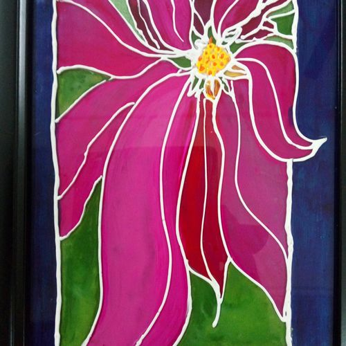 fuschia, 6 x 8 inch, deepti agrawal,6x8inch,acrylic glass,paintings,abstract paintings,flower paintings,modern art paintings,paintings for dining room,paintings for living room,paintings for bedroom,paintings for office,paintings for bathroom,paintings for kids room,paintings for hotel,paintings for kitchen,paintings for school,paintings for hospital,acrylic color,GAL0596823278