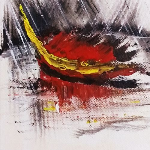 fire in the rain, 8 x 10 inch, v s narayan,8x10inch,canvas,paintings,abstract paintings,figurative paintings,cityscape paintings,landscape paintings,modern art paintings,paintings for dining room,paintings for living room,paintings for bedroom,paintings for office,paintings for bathroom,paintings for kids room,paintings for hotel,paintings for kitchen,paintings for school,paintings for hospital,acrylic color,fabric,GAL01045423282