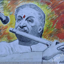pt. hariprasad chaurasia, 19 x 13 inch, mangal singh,19x13inch,canvas,paintings,landscape paintings,portrait paintings,paintings for dining room,paintings for living room,paintings for bedroom,paintings for office,paintings for bathroom,paintings for kids room,paintings for hotel,paintings for kitchen,paintings for school,paintings for hospital,paintings for dining room,paintings for living room,paintings for bedroom,paintings for office,paintings for bathroom,paintings for kids room,paintings for hotel,paintings for kitchen,paintings for school,paintings for hospital,acrylic color,pen color,pencil color,GAL0648523551