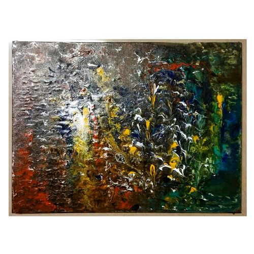 textured artwork, 16 x 12 inch, rashi rathore,16x12inch,canvas,paintings,abstract paintings,paintings for dining room,paintings for living room,paintings for bedroom,paintings for office,paintings for bathroom,paintings for hotel,acrylic color,GAL0897923666