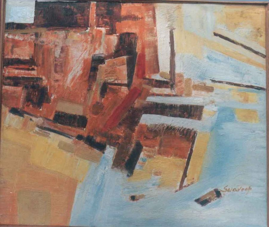 abstract -7, 40 x 30 inch, anand manchiraju,40x30inch,canvas,paintings,abstract paintings,paintings for dining room,paintings for living room,paintings for office,paintings for hotel,oil color,GAL01254023695