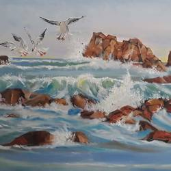 free, 20 x 16 inch, anurupa  chatterjee,20x16inch,canvas board,paintings,landscape paintings,paintings for dining room,paintings for living room,paintings for bedroom,paintings for office,paintings for hotel,paintings for school,paintings for hospital,oil color,GAL01226023725