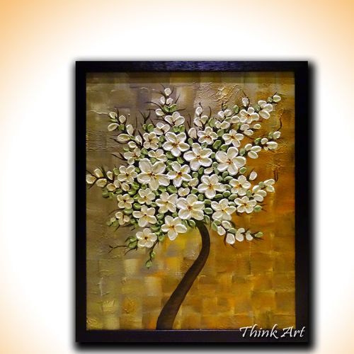 shades of flower, 20 x 26 inch, sakshi agarwal,modern art paintings,paintings for living room,canvas,acrylic color,20x26inch,GAL06712379
