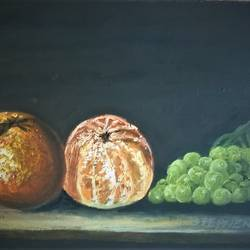 still life, 12 x 9 inch, stephen jeganathan,12x9inch,hardboard,still life paintings,oil color,GAL01255523922
