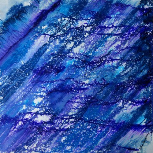 blue wind, 22 x 22 inch, tamal sen sharma,22x22inch,cartridge paper,paintings,abstract paintings,abstract expressionism paintings,paintings for dining room,paintings for living room,paintings for bedroom,paintings for office,paintings for bathroom,paintings for kids room,paintings for hotel,paintings for kitchen,paintings for school,paintings for hospital,photo ink,GAL01201324002