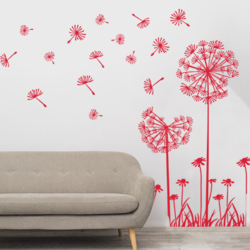 wall stencil: classic flower wall design stencil, 14 pieces  stencil (size 29x40 inches) | reusable | diy, 29 x 40 inch, wall stencil designs,29x40inch,ohp plastic sheets,flower designs,plastic,GAL0124096,ARS147