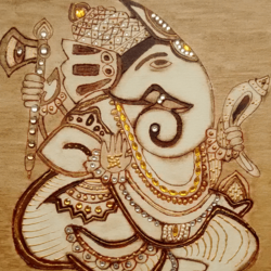 shree ganesha, 16 x 20 inch, radhika gupta,ganesha paintings,paintings for living room,religious paintings,paintings for office,canvas,pencil color,16x20inch,GAL09502414,vinayak,ekadanta,ganpati,lambodar,peace,devotion,religious,lord ganesha,lordganpati,ganpati bappa morya,ganesh chaturthi,ganesh murti,elephant god,religious,lord ganesh,ganesha,om,hindu god,shiv parvati, putra,bhakti,blessings,aashirwad,pooja,puja,aarti,ekdant,vakratunda,lambodara,bhalchandra,gajanan,vinayak,prathamesh,vignesh,heramba,siddhivinayak,mahaganpati,omkar,mushak,mouse,ladoo,modak
