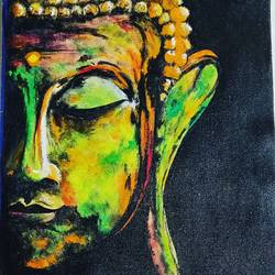 buddha , 10 x 12 inch, rubal rai,10x12inch,canvas,paintings,buddha paintings,religious paintings,portrait paintings,realism paintings,paintings for dining room,paintings for living room,paintings for bedroom,paintings for office,paintings for kids room,paintings for hotel,paintings for kitchen,paintings for school,paintings for hospital,paintings for dining room,paintings for living room,paintings for bedroom,paintings for office,paintings for kids room,paintings for hotel,paintings for kitchen,paintings for school,paintings for hospital,acrylic color,GAL01298124170