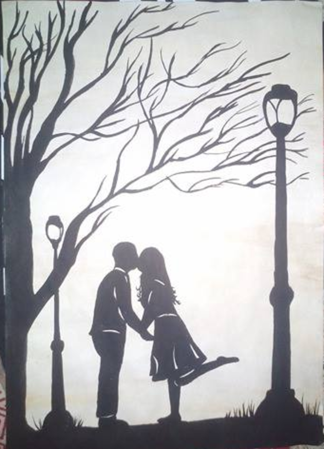 two hearts one love, 8 x 12 inch, mayank chauhan,love paintings,paintings for bedroom,paintings for living room,paper,watercolor,8x12inch,GAL09572423heart,family,caring,happiness,forever,happy,trust,passion,romance,sweet,kiss,love,hugs,warm,fun,kisses,joy,friendship,marriage,chocolate,husband,wife,forever,caring,couple,sweetheart