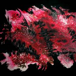 fish, 21 x 14 inch, tamal sen sharma,21x14inch,cartridge paper,paintings,abstract paintings,modern art paintings,paintings for dining room,paintings for living room,paintings for bedroom,paintings for office,paintings for kids room,paintings for hotel,paintings for kitchen,paintings for school,paintings for hospital,mixed media,GAL01201324235