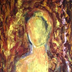 from the earth, 23 x 33 inch, deepa kern,23x33inch,canvas,paintings,figurative paintings,modern art paintings,conceptual paintings,expressionism paintings,impressionist paintings,contemporary paintings,paintings for dining room,paintings for living room,paintings for bedroom,oil color,GAL01315324293