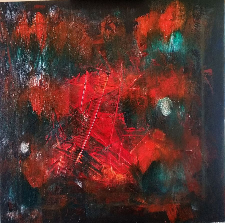 morbid affair, 16 x 16 inch, saptarshi mukherjee,16x16inch,canvas,paintings,abstract paintings,modern art paintings,conceptual paintings,abstract expressionism paintings,expressionism paintings,impressionist paintings,contemporary paintings,paintings for dining room,paintings for living room,paintings for bedroom,paintings for office,paintings for hotel,paintings for hospital,paintings for dining room,paintings for living room,paintings for bedroom,paintings for office,paintings for hotel,paintings for hospital,acrylic color,GAL01390724396