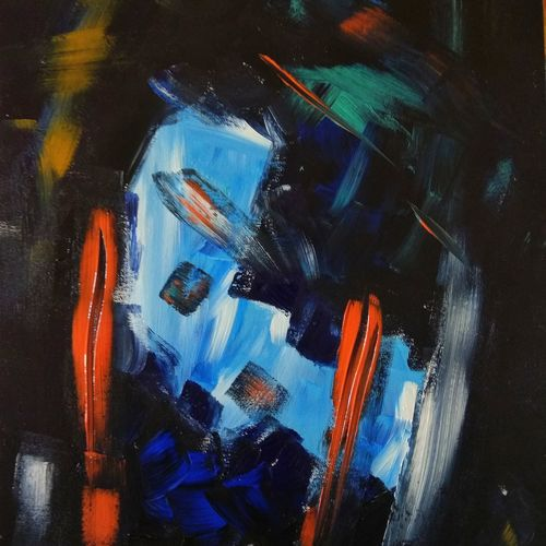 salubrious, 18 x 24 inch, saptarshi mukherjee,18x24inch,canvas,paintings,abstract paintings,modern art paintings,conceptual paintings,abstract expressionism paintings,expressionism paintings,paintings for dining room,paintings for living room,paintings for bedroom,paintings for office,paintings for hotel,paintings for school,paintings for hospital,acrylic color,GAL01390724446