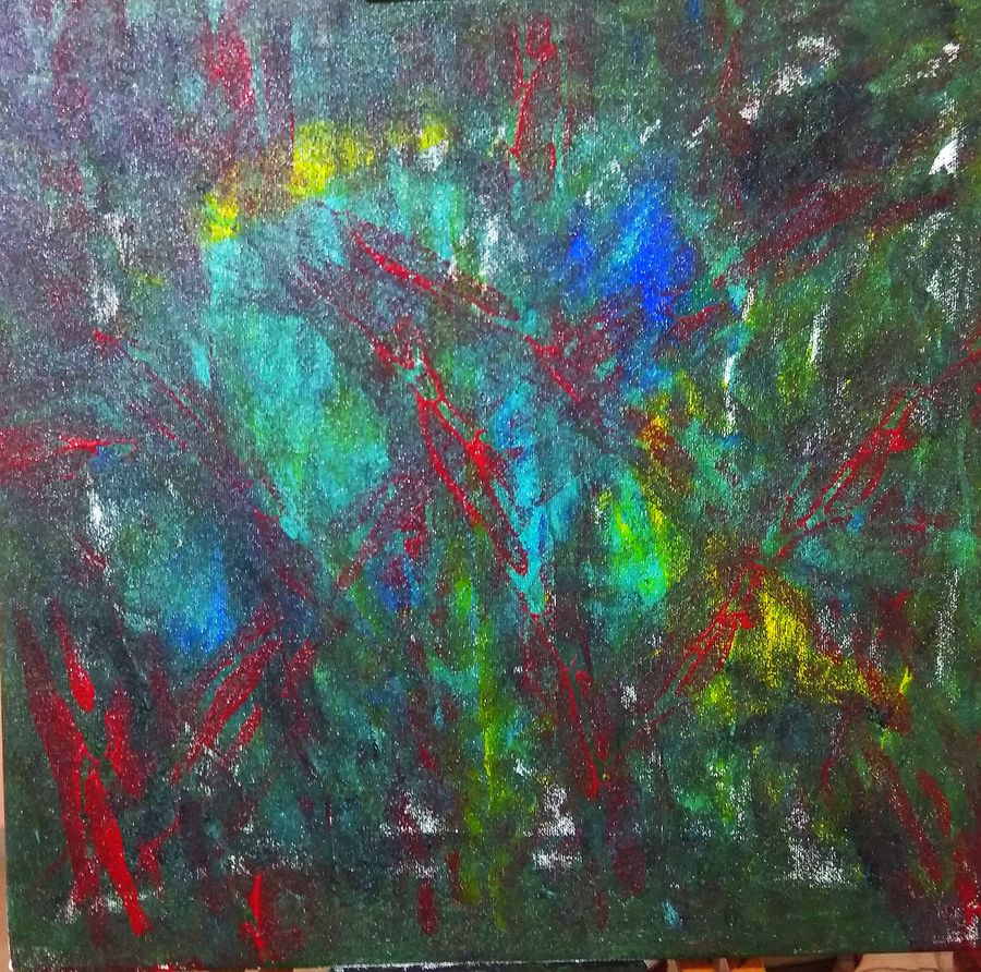 elusive emotions, 16 x 16 inch, saptarshi mukherjee,16x16inch,canvas,paintings,abstract paintings,modern art paintings,conceptual paintings,abstract expressionism paintings,expressionism paintings,contemporary paintings,paintings for dining room,paintings for living room,paintings for bedroom,paintings for office,paintings for hotel,paintings for hospital,acrylic color,oil color,GAL01390724452