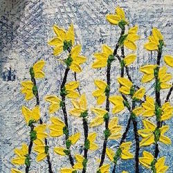 "absract textured painting of ""vines"", 8 x 24 inch, itishree  sahu,8x24inch,canvas,paintings,abstract paintings,flower paintings,nature paintings,paintings for living room,paintings for bedroom,paintings for office,paintings for hotel,acrylic color,mixed media,GAL01387324461"