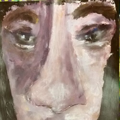 the old man, 14 x 11 inch, jyoti arya,14x11inch,thick paper,portrait paintings,portraiture,acrylic color,pen color,GAL01380324467