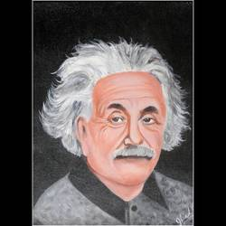 albert einstein painting, 8 x 10 inch, jayshree  laad,8x10inch,canvas,paintings,abstract paintings,modern art paintings,portrait paintings,art deco paintings,photorealism paintings,photorealism,portraiture,realism paintings,paintings for dining room,paintings for living room,paintings for bedroom,paintings for office,paintings for bathroom,paintings for kids room,paintings for hotel,paintings for kitchen,paintings for school,paintings for hospital,acrylic color,GAL01315624561