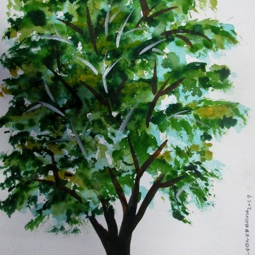 tree of duars-14, 8 x 12 inch, tamal sen sharma,8x12inch,brustro watercolor paper,paintings,nature paintings,paintings for dining room,paintings for living room,paintings for bedroom,paintings for office,paintings for bathroom,paintings for kids room,paintings for hotel,paintings for kitchen,paintings for school,paintings for hospital,paintings for dining room,paintings for living room,paintings for bedroom,paintings for office,paintings for bathroom,paintings for kids room,paintings for hotel,paintings for kitchen,paintings for school,paintings for hospital,mixed media,GAL01201324563