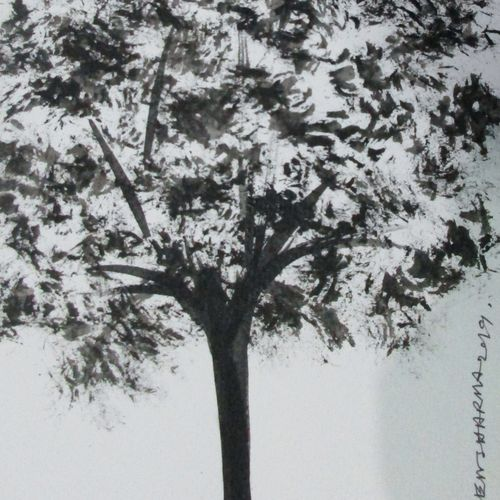 tree of duars at night-4, 6 x 12 inch, tamal sen sharma,6x12inch,brustro watercolor paper,nature paintings,paintings for dining room,paintings for living room,paintings for bedroom,paintings for office,paintings for bathroom,paintings for kids room,paintings for hotel,paintings for kitchen,paintings for school,paintings for hospital,paintings for dining room,paintings for living room,paintings for bedroom,paintings for office,paintings for bathroom,paintings for kids room,paintings for hotel,paintings for kitchen,paintings for school,paintings for hospital,acrylic color,mixed media,photo ink,GAL01201324730
