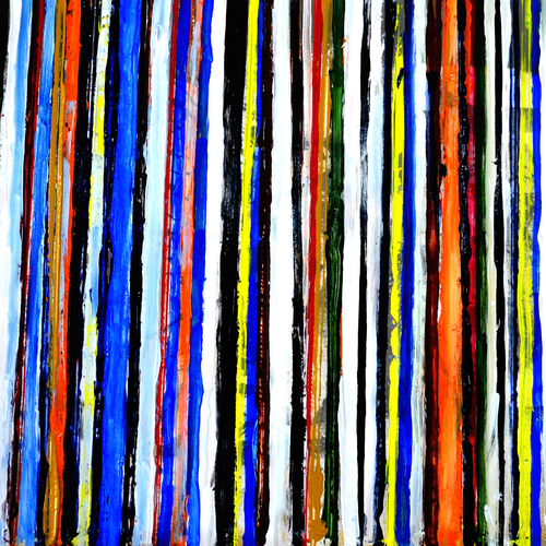 color abstraction-6, 40 x 20 inch, anand manchiraju,40x20inch,thick paper,paintings,abstract paintings,paintings for dining room,paintings for living room,paintings for bedroom,paintings for office,paintings for hotel,mixed media,GAL01254024738