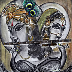 radha krishna, 16 x 18 inch, manisha adhikari kiroula,16x18inch,canvas,paintings,radha krishna paintings,paintings for living room,paintings for office,paintings for kids room,paintings for hotel,paintings for school,paintings for hospital,paintings for living room,paintings for office,paintings for kids room,paintings for hotel,paintings for school,paintings for hospital,charcoal,pastel color,graphite pencil,GAL01416824778