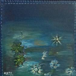 nature, 18 x 18 inch, ekta dadhich,18x18inch,canvas board,paintings,nature paintings,oil color,GAL01421424867