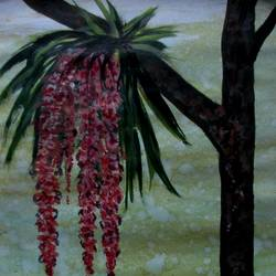 orchid of duars-2, 8 x 12 inch, tamal sen sharma,8x12inch,cartridge paper,paintings,flower paintings,nature paintings,miniature painting.,paintings for dining room,paintings for living room,paintings for bedroom,paintings for office,paintings for bathroom,paintings for kids room,paintings for hotel,paintings for kitchen,paintings for school,paintings for hospital,acrylic color,mixed media,GAL01201325061