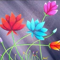 colorful, cheerful and beautiful , 12 x 15 inch, aparna warade,flower paintings,paintings for office,love paintings,canvas,oil paint,12x15inch,GAL089251heart,family,caring,happiness,forever,happy,trust,passion,romance,sweet,kiss,love,hugs,warm,fun,kisses,joy,friendship,marriage,chocolate,husband,wife,forever,caring,couple,sweetheart