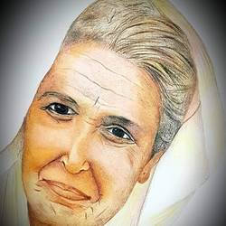 hope in old eyes, 12 x 14 inch, neha  gangal,12x14inch,ivory sheet,drawings,portrait drawings,pencil color,GAL01408625174