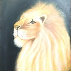 lion, 18 x 24 inch, deepak soni,18x24inch,canvas board,wildlife paintings,animal paintings,paintings for dining room,paintings for living room,paintings for bedroom,paintings for office,paintings for hotel,paintings for school,paintings for hospital,paintings for dining room,paintings for living room,paintings for bedroom,paintings for office,paintings for hotel,paintings for school,paintings for hospital,oil color,GAL01036225184