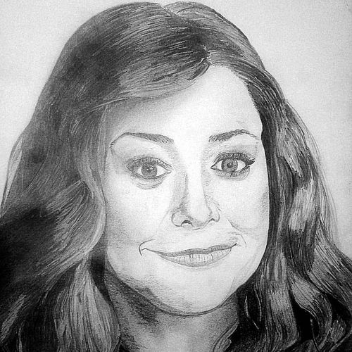 lily aldrin - how i met your mother - a4, 12 x 8 inch, shobhit verma,12x8inch,paper,drawings,documentary drawings,expressionism drawings,figurative drawings,fine art drawings,illustration drawings,impressionist drawings,photorealism drawings,portrait drawings,realism drawings,surrealism drawings,paintings for dining room,paintings for living room,paintings for bedroom,paintings for office,paintings for bathroom,paintings for kids room,paintings for hotel,paintings for kitchen,paintings for school,paintings for hospital,charcoal,graphite pencil,paper,GAL01429325332