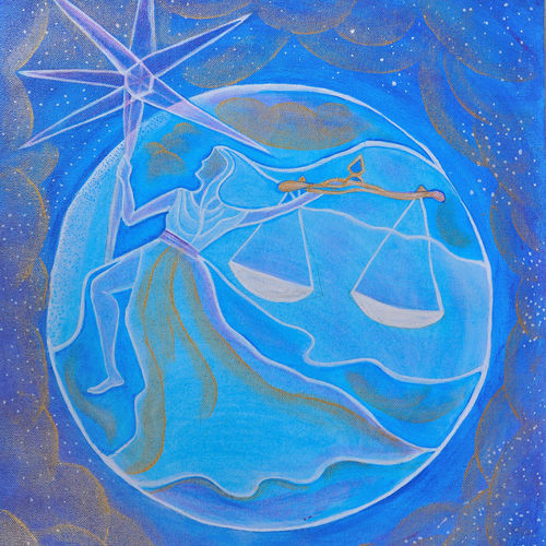 galaxy libra star , 16 x 20 inch, sheetal dsilva,16x20inch,canvas,paintings,abstract paintings,paintings for living room,paintings for office,paintings for hotel,acrylic color,paper,GAL0402925508