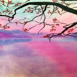 purple skies, 8 x 12 inch, nivedita pk,8x12inch,thick paper,paintings,nature paintings,surrealism paintings,paintings for dining room,paintings for living room,paintings for bedroom,paintings for office,paintings for bathroom,paintings for kids room,paintings for hotel,paintings for kitchen,paintings for hospital,paintings for dining room,paintings for living room,paintings for bedroom,paintings for office,paintings for bathroom,paintings for kids room,paintings for hotel,paintings for kitchen,paintings for hospital,pastel color,GAL01485225525