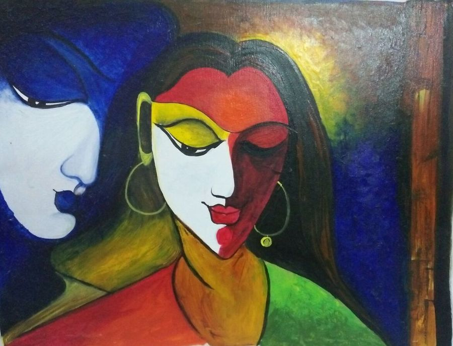 radha krishana , 35 x 25 inch, ashi  chaudhary ,religious paintings,paintings for living room,radha krishna paintings,love paintings,canvas,acrylic color,35x25inch,GAL08922556heart,family,caring,happiness,forever,happy,trust,passion,romance,sweet,kiss,love,hugs,warm,fun,kisses,joy,friendship,marriage,chocolate,husband,wife,forever,caring,couple,sweetheart
