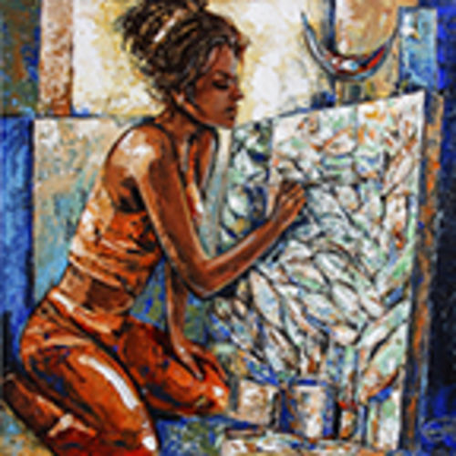 hostel life- last night , 18 x 18 inch, gurdish pannu,18x18inch,canvas,abstract paintings,figurative paintings,modern art paintings,still life paintings,nature paintings,expressionism paintings,realism paintings,surrealism paintings,paintings for dining room,paintings for living room,paintings for bedroom,paintings for office,paintings for dining room,paintings for living room,paintings for bedroom,paintings for office,acrylic color,GAL0253725606,lady,lady,beautiful,painting,colors