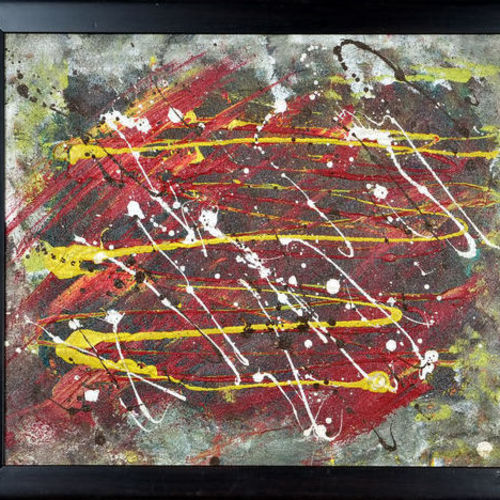 confusion , 15 x 22 inch, ishwar sharma,15x22inch,canvas,paintings,abstract paintings,acrylic color,GAL01355325638