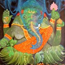 divine god, 24 x 36 inch, surabhi lalwani,24x36inch,canvas,conceptual paintings,religious paintings,abstract expressionism paintings,impressionist paintings,contemporary paintings,paintings for dining room,paintings for living room,paintings for office,paintings for hotel,paintings for dining room,paintings for living room,paintings for office,paintings for hotel,acrylic color,mixed media,GAL01499425891