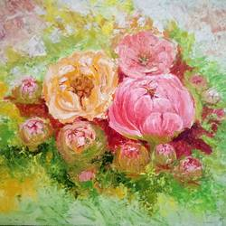 peonyss, 18 x 14 inch, surabhi lalwani,18x14inch,canvas,paintings,abstract paintings,flower paintings,nature paintings,abstract expressionism paintings,art deco paintings,illustration paintings,impressionist paintings,love paintings,paintings for dining room,paintings for living room,paintings for bedroom,paintings for office,paintings for bathroom,paintings for kids room,paintings for hotel,paintings for kitchen,paintings for hospital,acrylic color,GAL01499425893