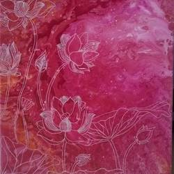 the blooming lotus, 10 x 12 inch, runjhun saxena,10x12inch,canvas,paintings,abstract paintings,flower paintings,abstract expressionism paintings,expressionism paintings,paintings for dining room,paintings for living room,paintings for bedroom,paintings for office,paintings for bathroom,paintings for kids room,paintings for hotel,paintings for kitchen,paintings for school,paintings for hospital,paintings for dining room,paintings for living room,paintings for bedroom,paintings for office,paintings for bathroom,paintings for kids room,paintings for hotel,paintings for kitchen,paintings for school,paintings for hospital,acrylic color,pen color,GAL01530426050